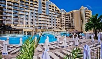 петзвездна почивка на първа линия - хотел Виктория Палас 5* Слънчев Бряг! Нощувка на база Аll inclusive +  чадър и шезлонг на басейна !!!