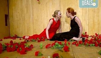 Пиеса за любовта и живота! Гледайте ''Лив Щайн'' в МГТ ''Зад канала'' на 24-ти април (понеделник)