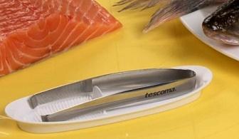 Пинсета с паничка за обезкостяване на риба Tescoma от серия Presto