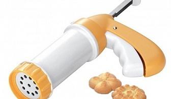 Пистолет - шприц за бисквитки Tescoma от серия Delicia
