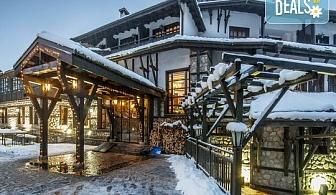Планински релакс в хотел Танне 4*, Банско! Нощувка със закуска или закуска и вечеря, ползване на басейн, джакузи, сауна, парна баня и солна стая, безплатно настаняване за дете до 3.99г.!
