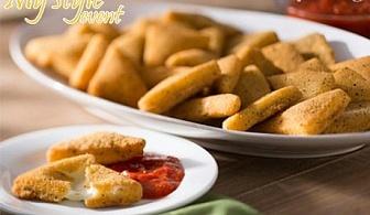 Плато пържени картофки и 60бр. хапки сирене и кашкавалчета пане само за 32лв. + БЕЗПЛАТНА ДОСТАВКА от My Style Event, София
