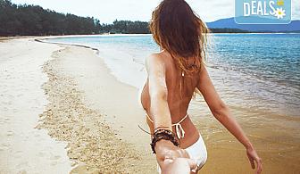 На плаж в Амолофи, Гърция! Еднодневна екскурзия с транспорт, екскурзовод и фото пауза в Кавала, с ТА Поход!