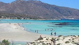 На плаж в Гърция, Ставрос! Еднодневна екскурзия от Еко Тур Къмпани