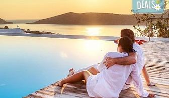 На плаж на Олимпийската ривиера в Гърция! Уикенд екскурзия, 1 нощувка със закуска и вечеря в хотел Orfeas Skotina, транспорт, застраховка