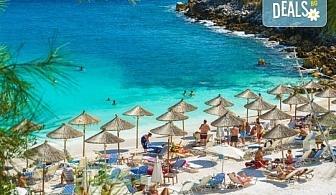На плаж на остров Тасос и разходка в Кавала - еднодневна екскурзия с транспорт и екскурзовод от Еко Тур!