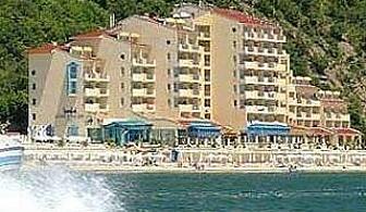 На плажа в Елените лято 2019, All inclusive с аква парк след 23.08 от хотел Роял Бей