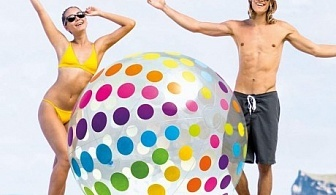 Плажна топка - гигант от INTEX