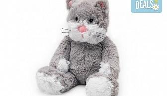 Плюшенa нагряващa се Котка Cozy Plush Cat от Warmies