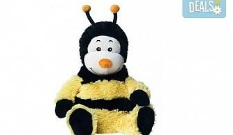 Плюшенa нагряващa се пчеличка от Warmies