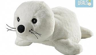 Плюшено нагряващо се тюленче от Warmies