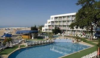 Почивка в Албена, хотел Калиопа 3* - 3, 5 или 7 нощувки на база закуска + вечеря от 348 лева за ДВАМА