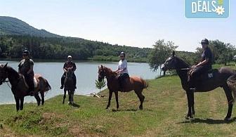 Почивка в Балканджийска къща, с. Живко: 2 закуски, 2 вечери, 1 обяд и конен преход до езеро Беляковец!