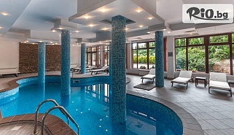 Почивка в Банско до края на Юни! Нощувка със закуска + СПА и вътрешен басейн, от Хотел Орбилукс 3*