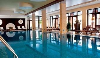 Почивка до Банско с Мурите Клуб Хотел****! 2 нощувки, закуски, вечери, транспорт до начална станция на кабинков лифт, масаж + басейн и СПА