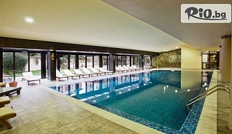 Почивка в Банско през Октомври! Нощувка на база All Inclusive + басейн и релакс зона, от Хотел Каза Карина 4*
