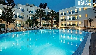 Почивка в Le Bleu Hotel & Resort 5*, Кушадасъ, с Глобус Холидейс! 5 или 7 нощувки на база Ultra All Inclusive, възможност за транспорт!