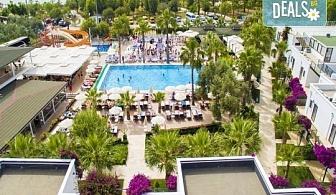 Почивка в Бодрум през октомври със Запрянов Травел! 5 нощувки на база All inclusive в Anadolu Hotel 4*, възможност за организиран транспорт