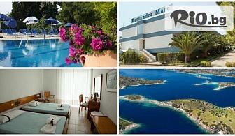 Почивка на брега на морето в Гърция, Халкидики! 5 нощувки на база All inclusive в хотел Kassandra Mare Hotel 3* на цени от 345лв, от Мисис Травъл ЕООД