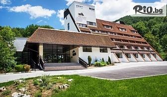 Почивка в Етрополския Балкан до края на Юли! Нощувка със закуска, обяд и вечеря, по избор + СПА център, от Хотел Еверест