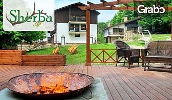 Почивка в гората на самодивите! Нощувка със закуска и вечеря, плюс SPA, край с. Гроздьово - на 70км от Варна