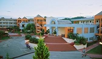 Почивка на Халкидики: 5 или 7 нощувки на база закуска и вечеря или база All Inclusive в хотел Atrium 3*(+) за цени от 426 лв ЗА ДВАМА