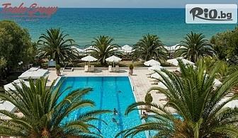 Почивка на Халкидики през Май! 5 или 7 нощувки със закуски и вечери + басейни в Хотел Kassandra Mare, от Теско груп