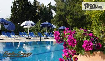 Почивка на Халкидики през Септември! 5 или 7 нощувки със закуски и вечери + басейни в Хотел Kassandra Mare, от Теско груп