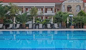 Почивка в HANIOTI PALACE HOTEL, Chaniotis, на цена от 57.50 лв.