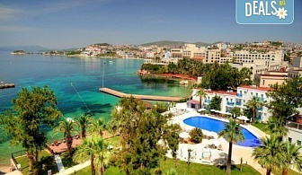 Почивка в края на септември в Кушадасъ, Турция! 7 нощувки на база Ultra All Inclusive в хотел LE BLEU 5*, възможност за транспорт