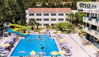 Почивка в Кушадасъ! 5 или 7 нощувки на база All Inclusive в Хотел La Santa Maria 4*, със собствен транспорт, от Глобус Холидейс