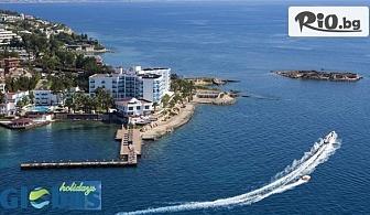 Почивка в Кушадасъ! 5 или 7 нощувки на база Ultra All inclusive в Le Bleu Hotel andamp; Resort 5* + безплатно за дете до 12.99 г, от Глобус Холидейс