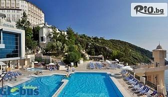 Почивка в Кушадасъ! 5 нощувки на база Ultra All Inclusive в Ladonia Hotels Adakule, от Глобус Холидейс