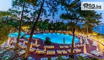 Почивка в Мармарис! 7 нощувки на база All Inclusive в GRAND YAZICI CLUB TURBAN 5* + самолетни билети, летищни такси, багаж и трансфери, от Aqua Tour