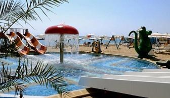 Почивка на море на Ол Инклузив Премиум с безплатни чадър и шезлонги на плажа в хотел Долфин - св.Константин и Елена / 24.06.2017 - 03.07.2017