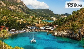 Почивка на остров Корфу! 4 нощувки на база Аll Inclusive в хотел 3*/4* + автобусен транспорт и екскурзовод, от Bulgaria Travel