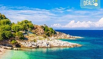 Почивка на остров Корфу ! 4 нощувки на база All Inclusive, транспорт и посещение на двореца Ахилион!