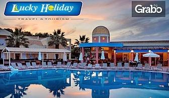 Почивка на остров Корфу през Юни! 7 нощувки със закуски и вечери, плюс транспорт и възможност за еднодневен круиз