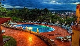 Почивка в парк хотел Стратеш, Ловеч! 2 нощувки, 2 закуски и 2 вечери за ДВАМА само за 118 лв.