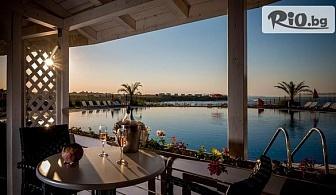 Почивка на първа линия на морето в Арапя през Юни! Нощувка със закуска + външен басейн, шезлонг, чадър и релакс зона, от Арапя Сън Ризорт 3*