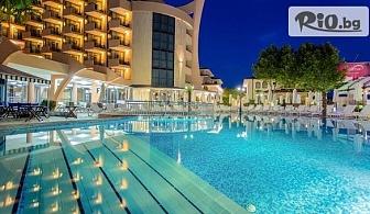 Почивка на първа линия в Слънчев бряг! All Inclusive нощувка + външен басейн, чадър и шезлонг, от Хотел Фиеста М