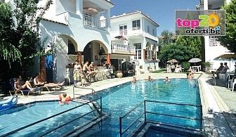 Почивка на Плажа в Халкидики - Нощувка с All Inclusive + Басейн и Анимация на Първа Линия в хотел Melissa Gold Coast Hotel, Псакудия, Халкидики, Гърция, от 60.55 лв./ чов. Безплатно за дете до 14 год.