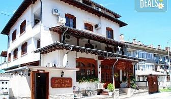 Почивка през февруари в семеен хотел Извора 2* в Трявна! Нощувка със закуска или закуска и вечеря, безплатно настаняване за дете до 4.99г.