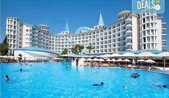 Почивка през май в Дидим, Турция, с Тансу Травел! 5 нощувки на база 24ч. All Inclusive в Hotel Buyuk Anadolu Didim Resort 5*, възможност за транспорт
