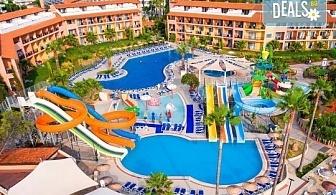 Почивка през май в Кушадасъ, Турция, с Глобус Холидейс! 5 или 7 нощувки на база All Inclusive в Ephesia Resort Hotel 4*, възможност за транспорт
