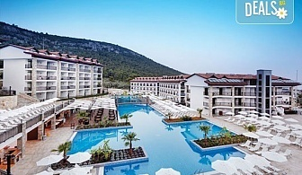 Почивка през май или септември в Дидим, Турция! Ramada Resort Hotel Akbuk 4+*, 5 или 7 нощувки All Inclusive, безплатно за дете до 13 г. и възможност за транспорт!