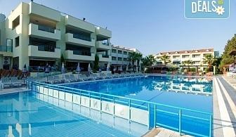Почивка през май или юни в La Santa Maria Hotel 4*, Кушадасъ - 5 или 7 нощувки на база All Inclusive, възможност за транспорт