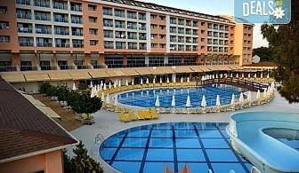 Почивка през септември или октомври в Lapethos Beach Resort 5*, Сиде! 7 нощувки на база All Inclusive, възможност за транспорт