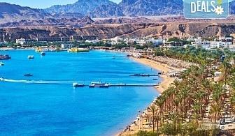 Почивка през септември и октомври в Шарм Ел Шейх, Египет, с Караджъ Турс! 7 нощувки на база All inclusive в Sharm Cliff Resort 4*, самолетен билет и багаж, трансфери