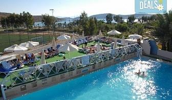 Почивка през юни в Бодрум с директен полет от София! 7 нощувки на база All Inclusive в Eken Resort Hotel 4*, самолетен билет и летищни такси!